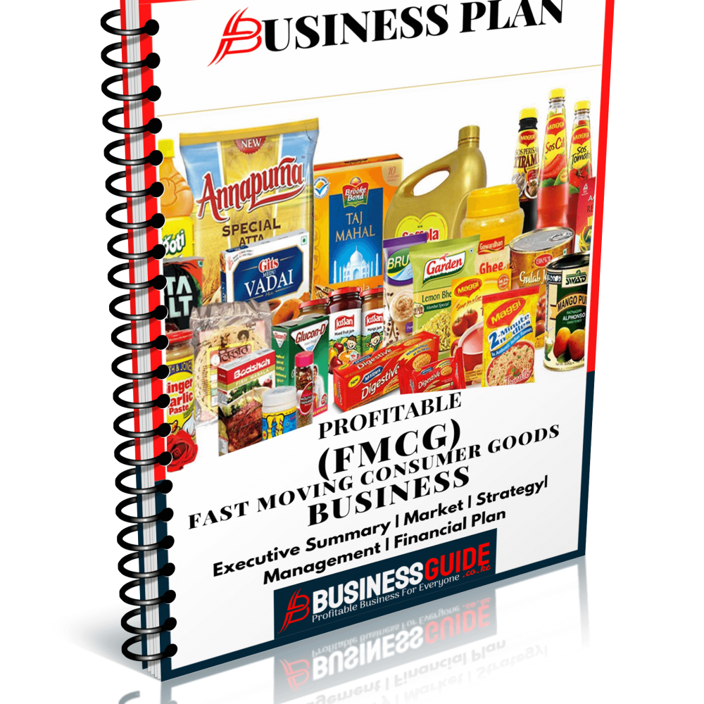 FMCG Business Plan Pdf