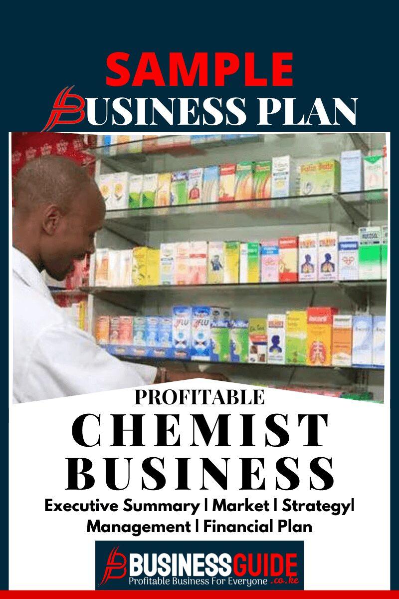 retail pharmacy business plan pdf