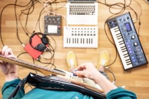 Fine tuning entrepreneurial music