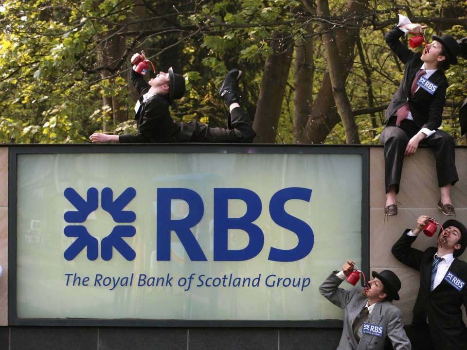 REPORT: Royal Bank Of Scotland Would Move Its HQ To London If Scotland Votes 'Yes' On Independence