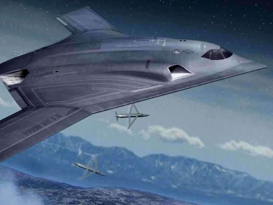 Next Generation Bomber