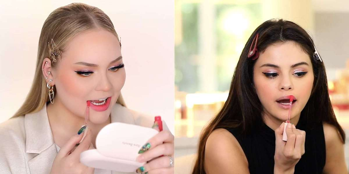 People are praising NikkieTutorials and Selena Gomez for filming their  collaboration YouTube video with social-distancing measures in place |  Business Insider India