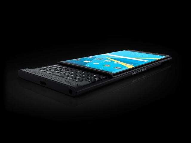 17. BlackBerry Priv