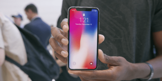 Wait for it: The iPhone X