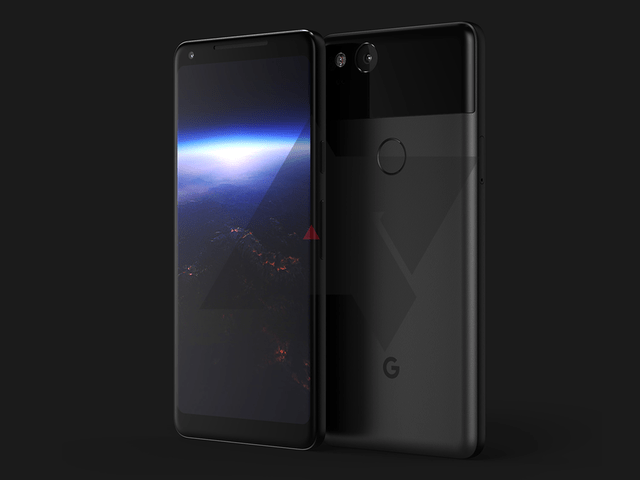 Wait for it: Google Pixel 2
