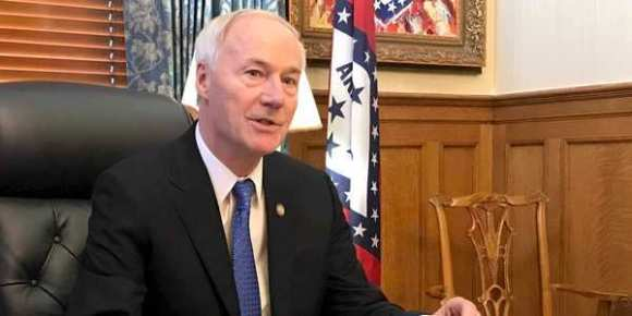 Arkansas becomes the latest state to lift its mask mandate, Gov. Asa Hutchinson announces