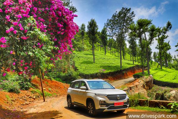MG Hector Sales Milestone: MG Hector Sales Beyond 25,000 Units, Learn