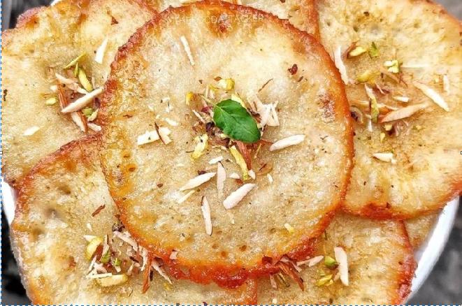 Besan Malpua: Feed your brother this Rakshabandhan Malpua of homemade Besan