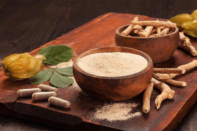 Ashwagandha six thousand year old medicine