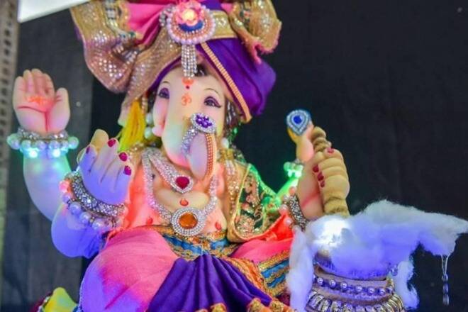 Ganesh Chaturthi in the Corona period: Facebook, Zoom ...