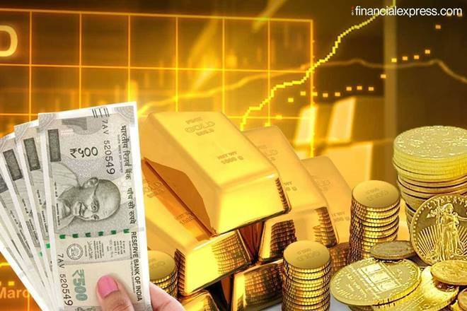 Gold, Gold Prices Today, Gold prices on big discount, Gold Prices falling, Gold MCX, Comex, Indian Bullion Market, yellow metal, why gold falling from record high, should you buy gold after discount, safe heaven Gold, equity market