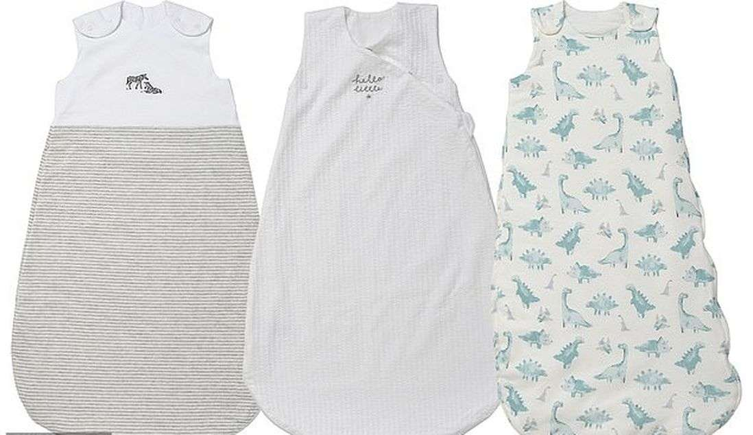 Health Alert: Popular Baby Sleeping Bags, Safety Standards Fail, Children Can Be Killed - Study