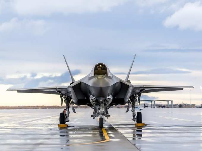 So fighter jets and drones will have 'war'