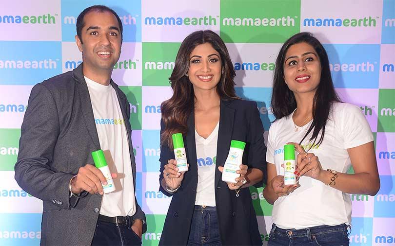 Approaching Shilpa Shetty to become a brand ambassador
