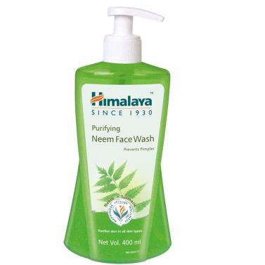 Himalaya Herbals Purifying Neem Face Wash (400ml)