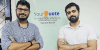 YourQuote co-founders Harsh (left) and Ashish (right).
