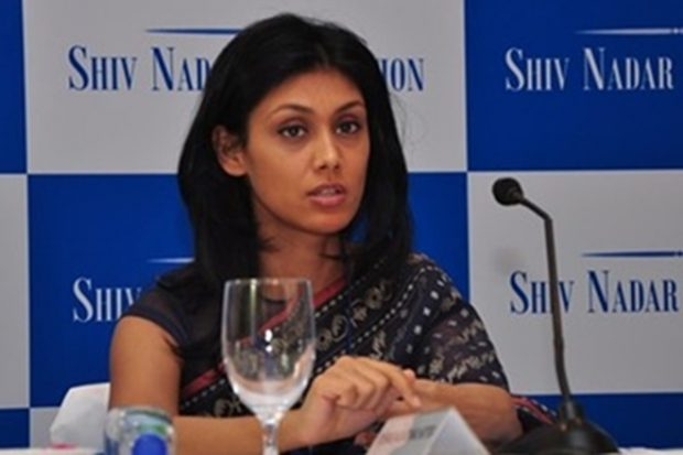 Roshni Nadar, Chairperson of HCL Technologies