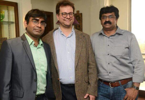 Ideen Venture Ashwin Srivastava