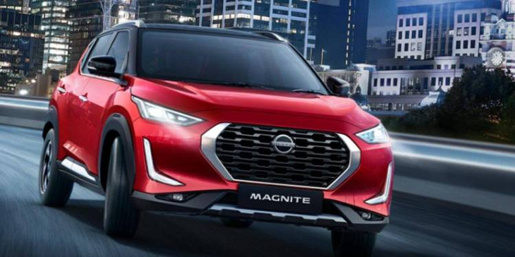 Curtain Raised By Nissan Magnite This Suv Collides With Kia Sonet