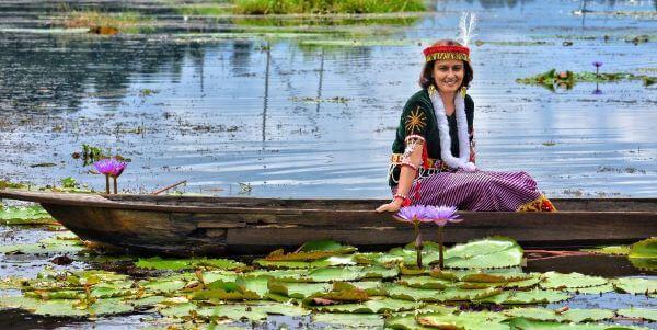 Take a Boat Ride on Loktak Lake, Manipur