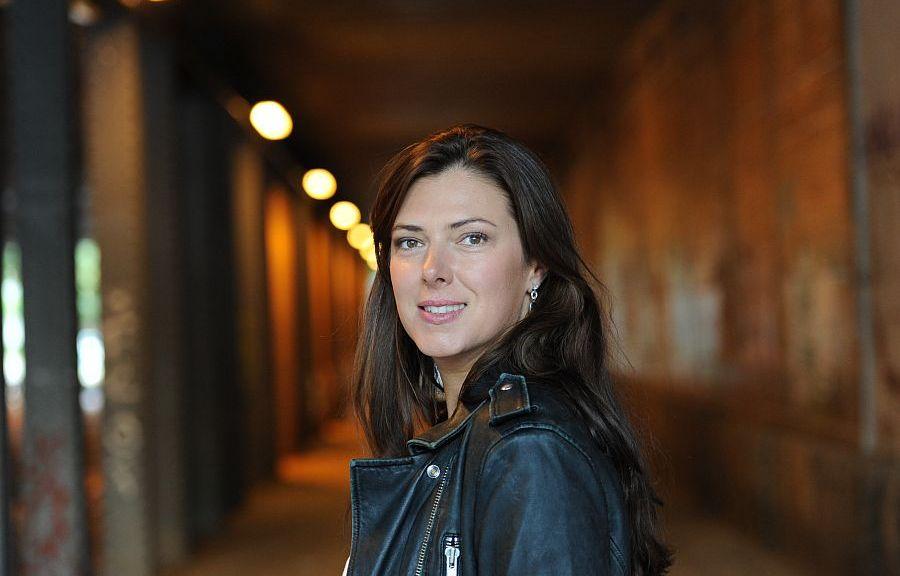 DaWanda-Chefin Claudia Helming. Bild: J. Olczyk