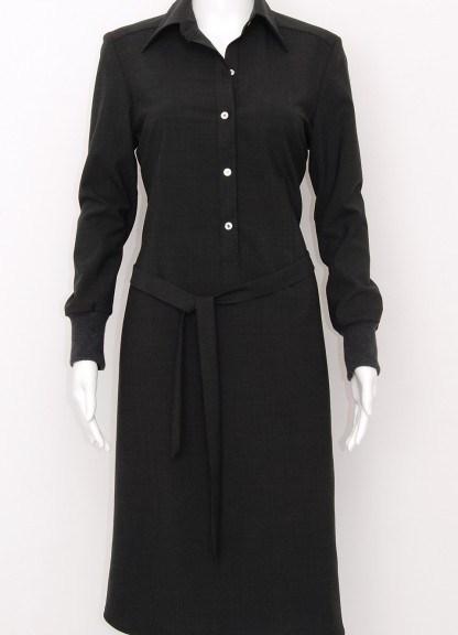 Hemdblusenkleid von Kleidung Johanna Lutz