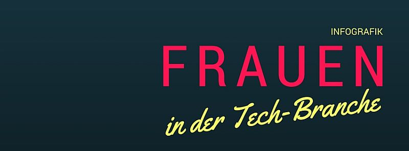 Frauen in der Tech-Branche