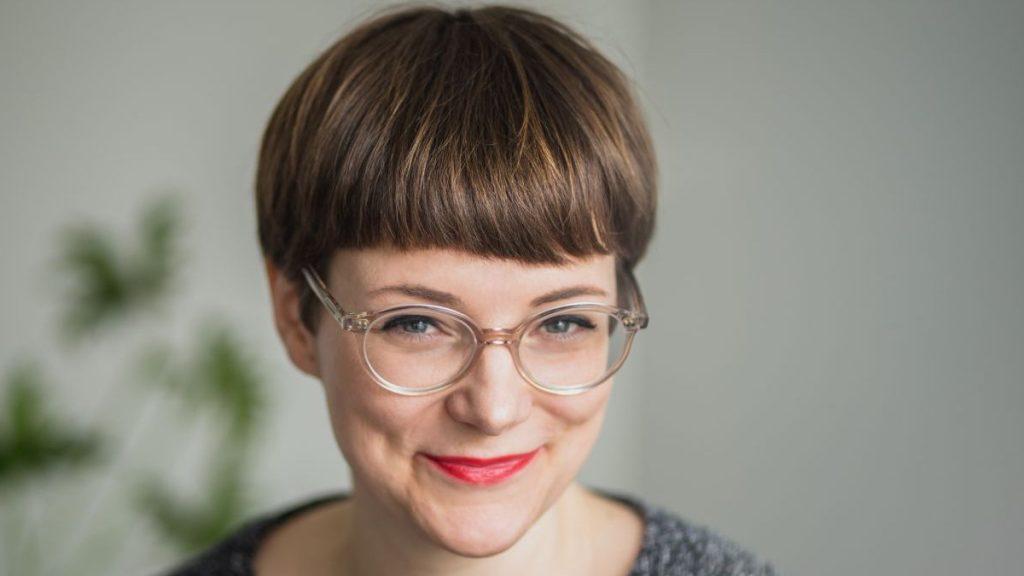 Mareice Kaiser. Bild: Carolin Weinkopf