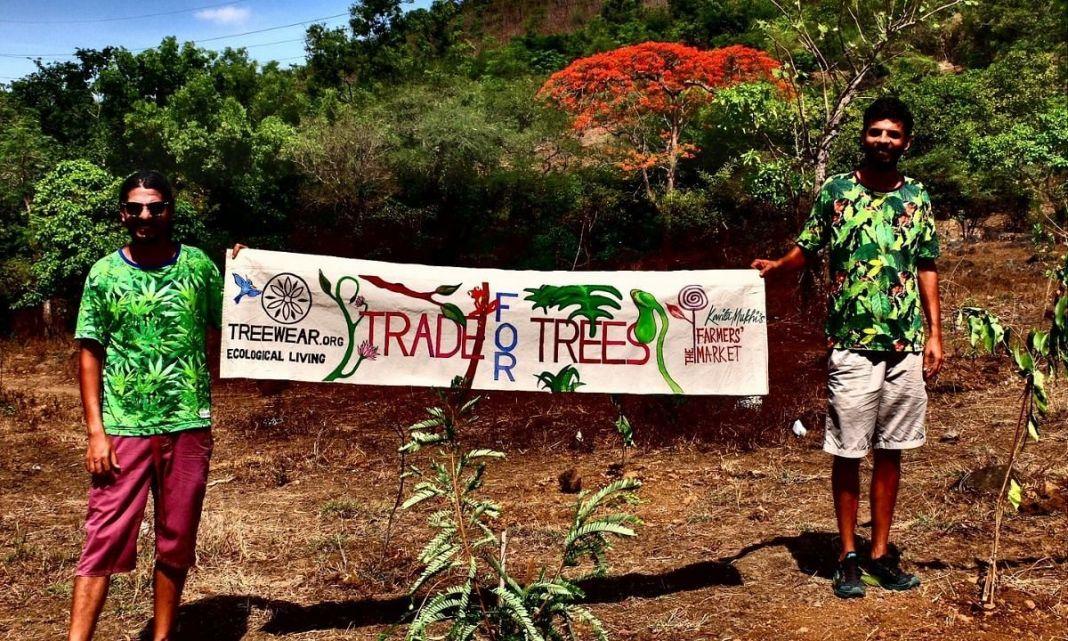 दो भाइयों का इको फ्रेंडली बिज़नेस, हर खरीद पर लगाते हैं पौधे, अब तक 4500+ पौधे लगवाए