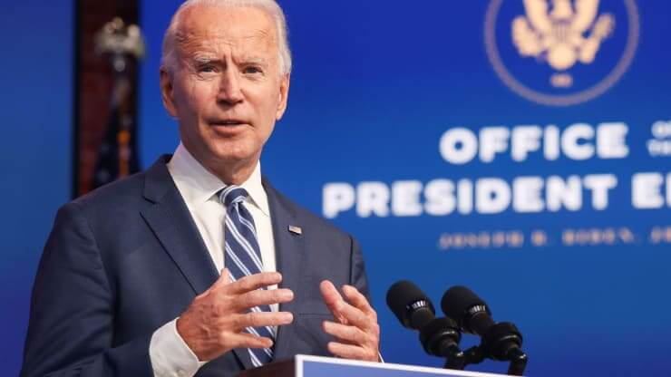 Biden team to meet with COVID-19 vaccine researchers