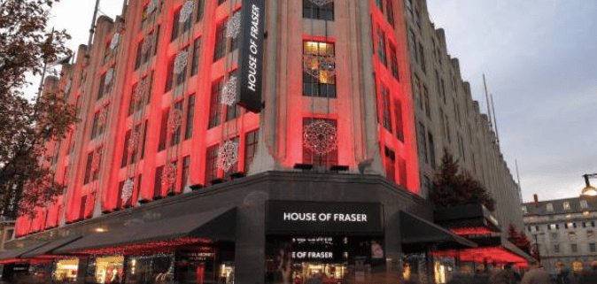 Sports Direct buys House of Fraser for £90m 0