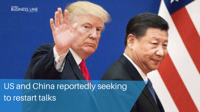 Photo of US and China reportedly seeking to restart talks