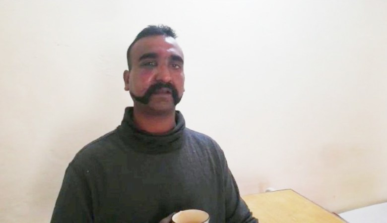 Pakistan discharges purposeful publicity video of Wing Commander Abhinandan Varthaman before his discharge, erases subsequent to confronting the fire