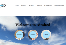 How Airshed assists in controlling air pollution?