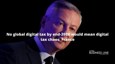 Photo of No global digital tax by end-2020 would mean digital tax chaos: France