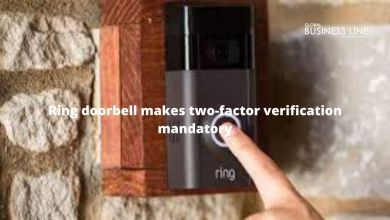Photo of Ring doorbell makes two-factor verification mandatory