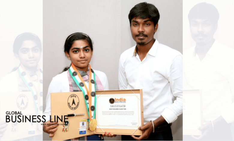 16yrs Old Researcher to get World Business summit Award 2020 in the field of Research.