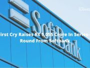 First Cry Raises Rs 1,055 Crore In Series-E Round From Softbank