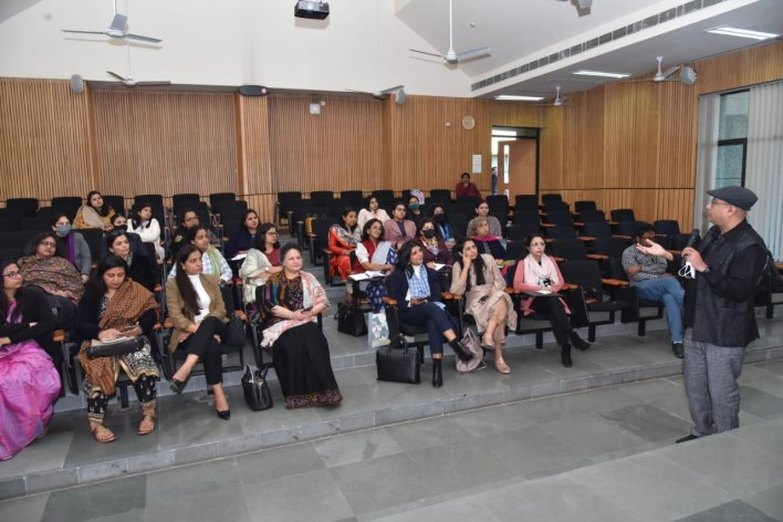 Women entrepreneurship development program by Ficci Ladies Organisation (FLO),The Women Wing of the Federation of Indian Chamber of Commerce and Industry(FICCI) and Syndicate Bank Entrepreneurship Research & Training centre (SBERTC), Indian Institute of Technology (IIT) Kanpur