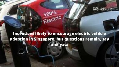 Photo of Incentives likely to encourage electric vehicle adoption in Singapore, but questions remain, say analysts