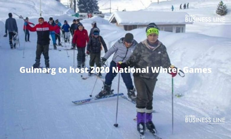 Gulmarg to host 2020 National Winter Games