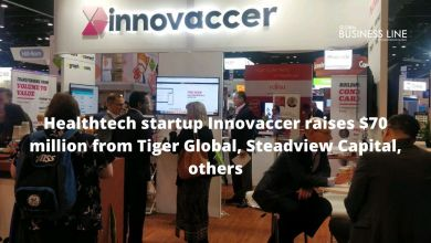 Photo of Healthtech startup Innovaccer raises $70 million from Tiger Global, Steadview Capital, others
