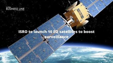 Photo of ISRO to launch 10 EO satellites to boost surveillance