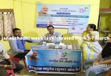 Janaushadhi week is celebrated from 1-7 March