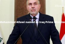 Mohammed Allawi named as Iraq Prime Minister