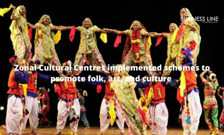 zonal-cultural-centres-implemented-schemes-to-promote-folk-art-and-culture