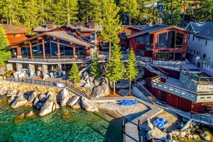 Lake Tahoe property