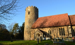 St Gregory's Church, Pentlow.