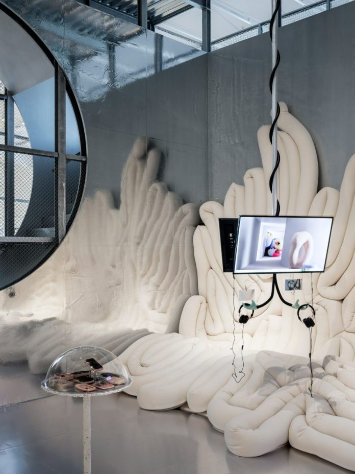 Take a guided tour of ArkDes's new exhibition exploring ASMR
