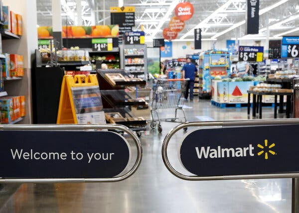 Walmart sells guns in about half of its roughly 4,000 stores in the United States.